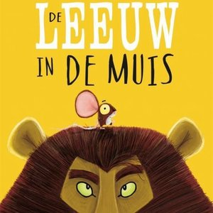 Boeken De Leeuw in de Muis   Prentenboek