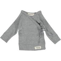 MarMar | Tut wrap top | Grey Melange