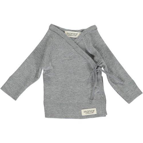 MarMar MarMar | Tut wrap top | Grey Melange