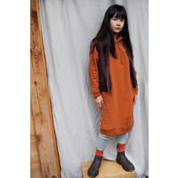 Mingo | Fake Fur Bodywarmer Walnut