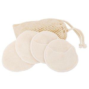 Groll & Denecke Setje van 4 herbruikbare Make-up pads