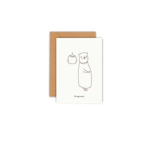 Ted & Tone Ted & Tone | Wenskaartje 7x10 cm