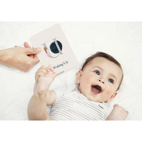 Overig Milestone | Baby's eerste jaar | 40 mijlpaalkaarten