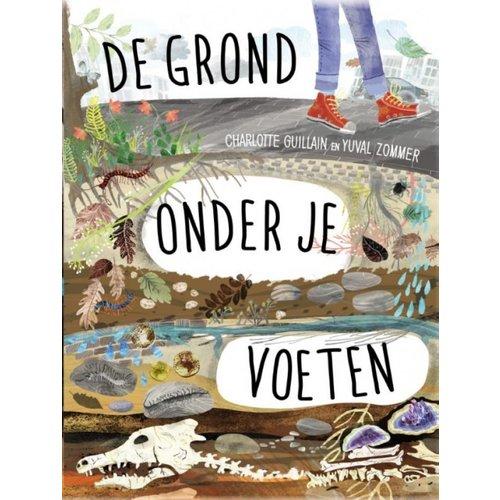 Boeken De grond onder je voeten - Yuval Zommer & Charlotte Guillain