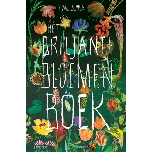 Boeken Het Briljante Bloemen Boek - Yuval Zommer
