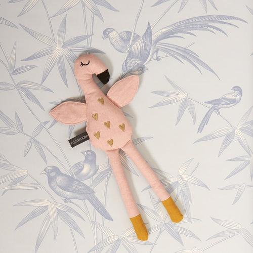 Roommate Roommate | Knuffel Flamingo Rag Doll
