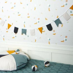 Roommate Roommate | Flagline Multi | Vlaggenlijn