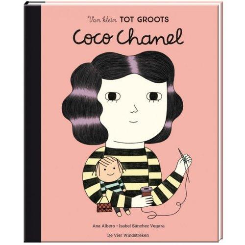 Boeken Van Klein tot Groots: Coco Chanel