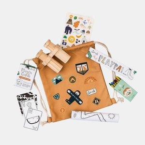 Olli Ella Olli Ella | Play N Pack | Jungle tasje voor onderweg