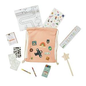 Olli Ella Olli Ella | Play N Pack | Fairy Tale tasje voor onderweg