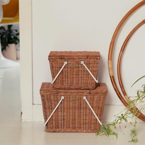 Olli Ella Olli Ella | Piki Basket medium | Picknickmand
