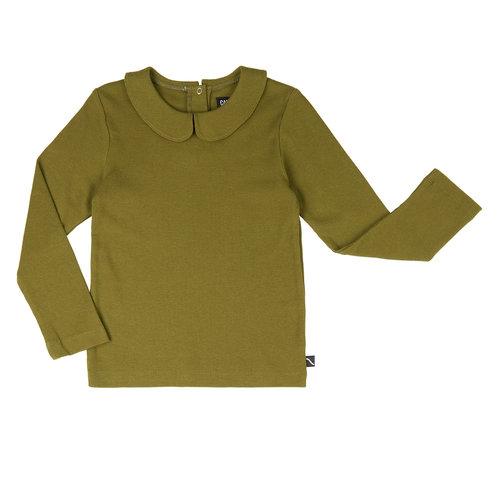 CarlijnQ CarlijnQ | Basics | Longsleeve Collar | Green