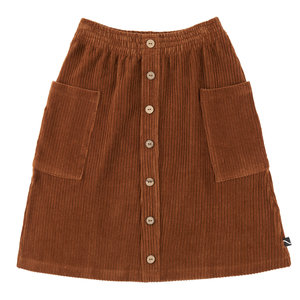 CarlijnQ CarlijnQ | Basics | Midi Skirt Button and Pockets