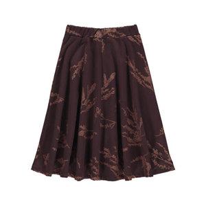GRO company GRO company | Greta Long Skirt | Puce