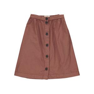 GRO company GRO company | Oline Skirt | Plum Chutney