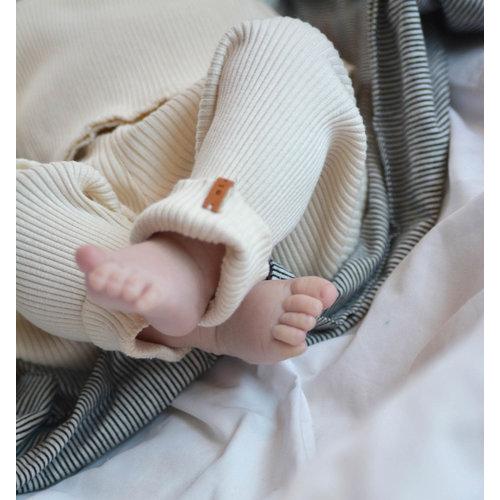 Nixnut Nixnut | Rib Legging | Cream