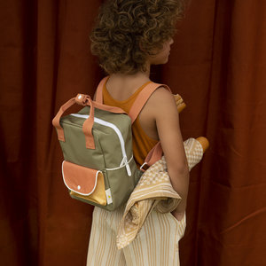 Sticky Lemon Sticky Lemon | Small Backpack Wanderer | Rugtas