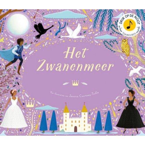 Boeken Het Zwanenmeer | Prentenboek met muziek