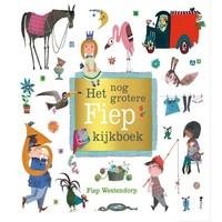 Het nog grotere Fiep kijkboek   Prentenboek