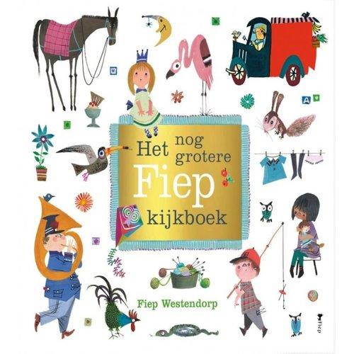 Boeken Het nog grotere Fiep kijkboek | Prentenboek