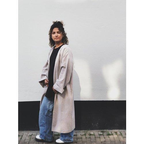 LOD LOD | Kimono Romy Linnen