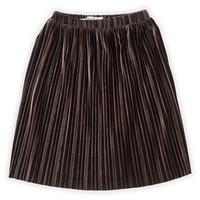 Sproet & Sprout | Skirt Velvet Pleats | Plissé rok