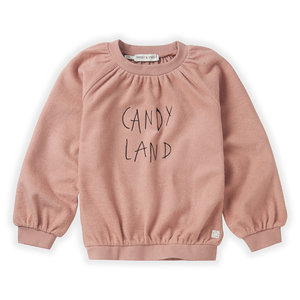Sproet & Sprout Sproet & Sprout | Sweatshirt Brushed Candy land