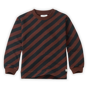 Sproet & Sprout Sproet & Sprout | Sweatshirt Painted Stripe