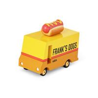 Candylab | Candyvan | Hot Dog van