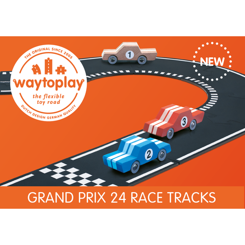 Way To Play Way to Play | Grand Prix (24 parts)