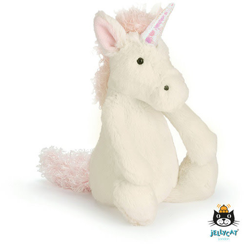 Jellycat Jellycat | Bashful Unicorn knuffel Small