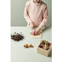 Kid's Concept | Houten mini Groenten bakje
