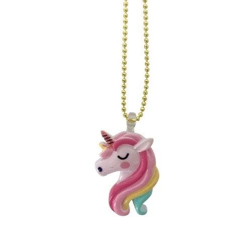 Pop Cutie Pop Cutie | Unicorn ketting | Roze ketting