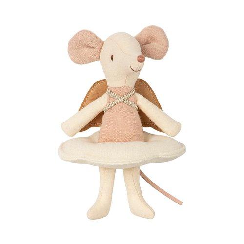 Maileg Maileg | Grote zus | Engel muis in boek
