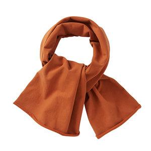 Mingo Mingo | Scarf | Dark Ginger | Oranje sjaal