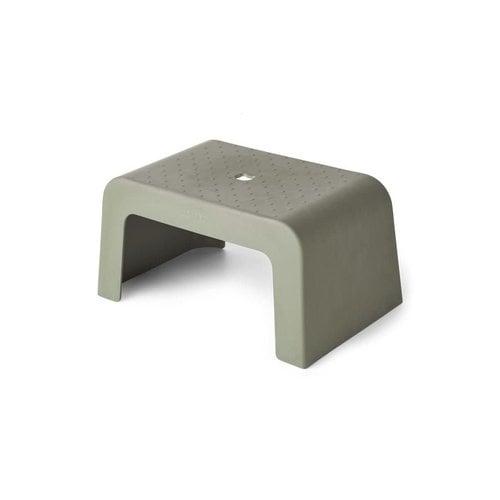 Liewood Liewood | Ulla step stool | Opstapje Faune Green