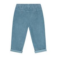 Daily Brat | Ewan corduroy trainer pants | Forest Blue