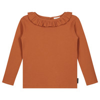 Daily Brat | Sofia long sleeve | Colombia Brown