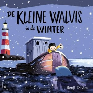 Boeken De Kleine Walvis in de Winter   Prentenboek