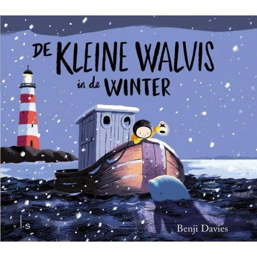 Overig De Kleine Walvis in de Winter | Prentenboek