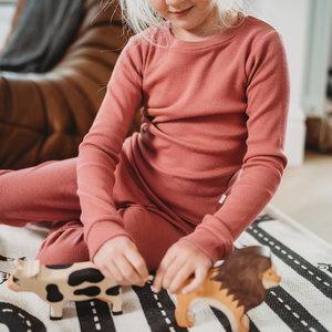 Feeēn mini Feeēn Mini | Pyjama Set | Clay