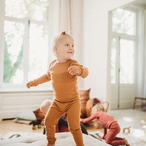 Feeēn mini Feeēn Mini | Pyjama Set | Sand