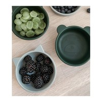 Liewood | Iggy Silicone bowls | 4 Pack kommetjes