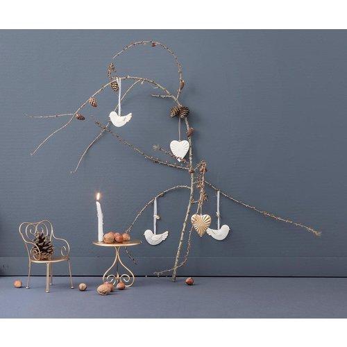 Maileg Maileg | Kerstdecoratie | Doosje met 6 hangers