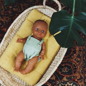 Paola Reina Paola Reina | Gordi  Babypop Jongen | Donker met blauwe ogen