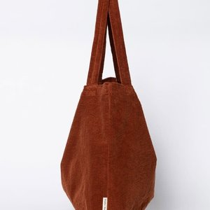 Studio Noos Studio Noos | Rusty rib  mom-bag