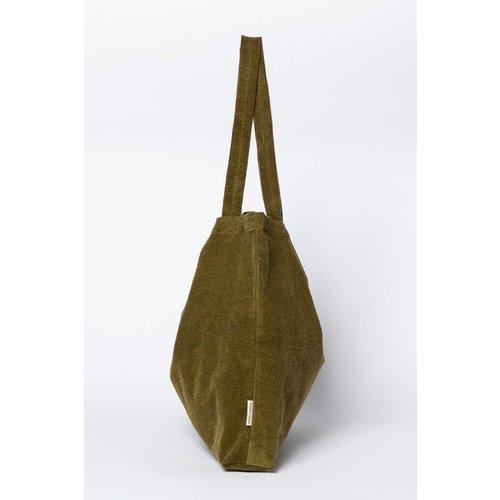 Studio Noos Studio Noos | Cactus rib  mom-bag