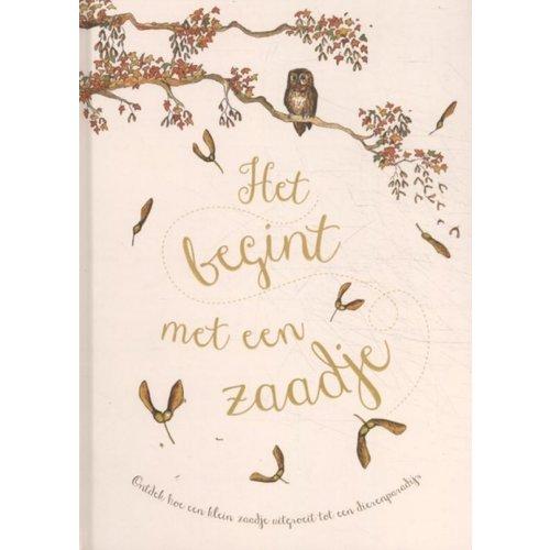 Boeken Het begint met een zaadje | Prentenboek