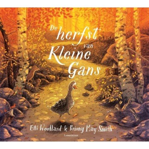 Boeken De herfst van Kleine Gans | Prentenboek