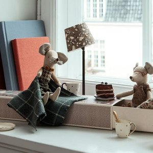 Maileg Maileg | Opa & Oma muis in mega luciferdoos